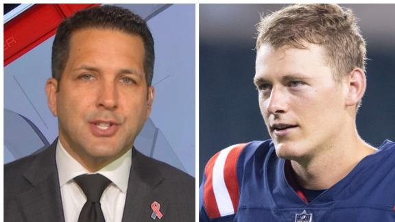Schefter: 49ers feared the Pats would trade up for Jones