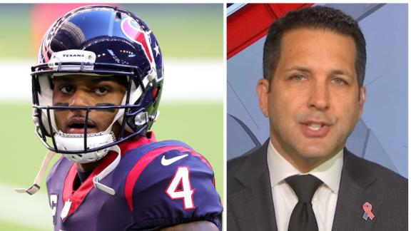 Schefter: Texans more than willing to wait on offers for Watson