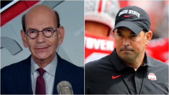 Finebaum: Ohio State's path to the CFP is very complicated