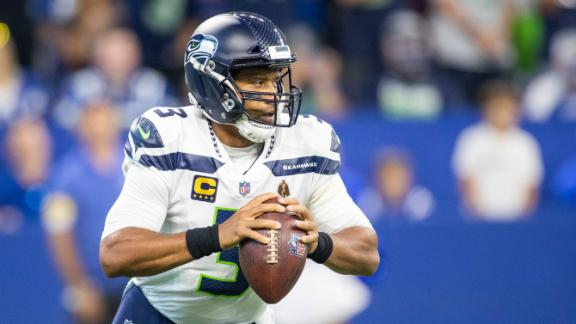 Russell Wilson tosses 4 TDs in Seahawks' win over Colts