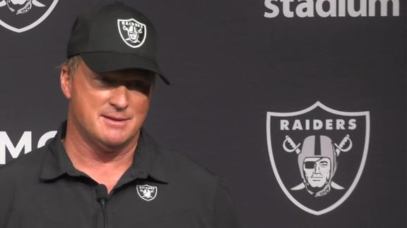 Gruden: I felt like a cat with multiple lives tonight