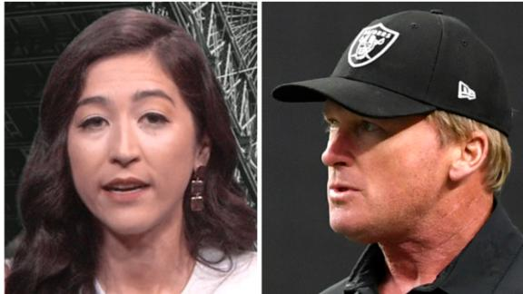 Should Jon Gruden be on the hot seat?