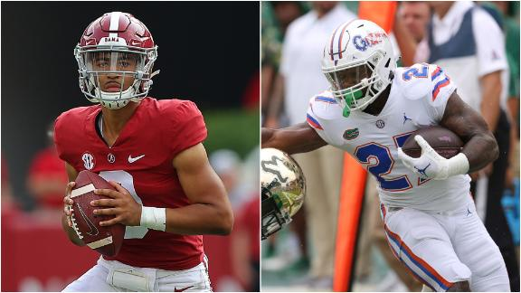 Is Alabama ripe for an upset at Florida?