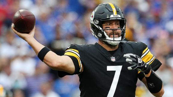 Is Ben Roethlisberger a viable fantasy starting QB in Week 2?