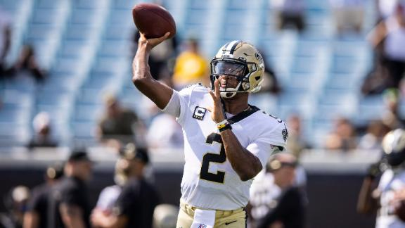 Can Jameis Winston keep the Saints rolling vs. Panthers?