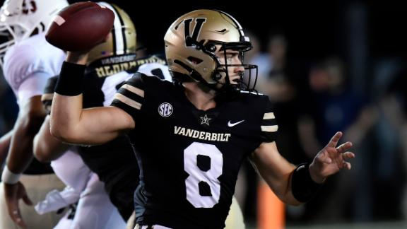 Vandy fails to overcome strong first half by Stanford