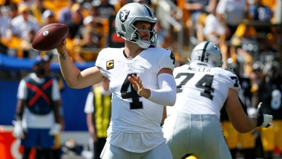 Is it time to put Derek Carr in your fantasy starting lineup?