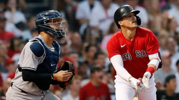 Would the Red Sox or Yankees be more dangerous in the playoffs?