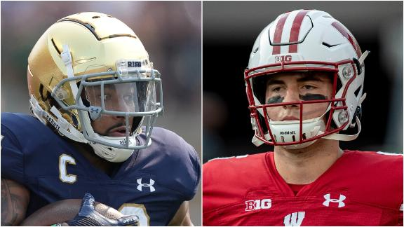 The keys to victory for Notre Dame and Wisconsin
