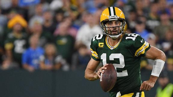 Will Aaron Rodgers and the Packers stay hot vs. the 49ers?
