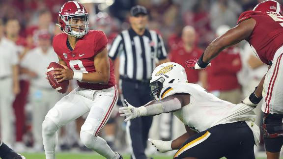 Young keeps Tide rolling with offensive execution