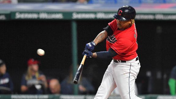Jose Ramirez blasts 2-run shot vs. White Sox