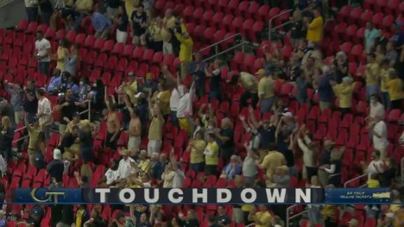 North Carolina Tar Heels vs. Georgia Tech Yellow Jackets: Full Highlights