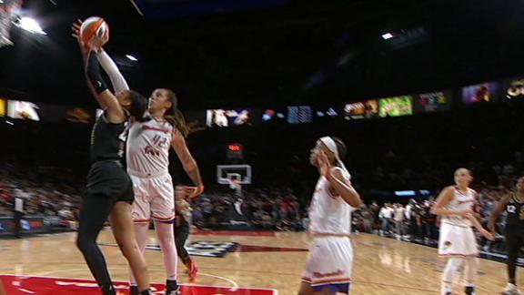 Griner's huge block propels Mercury to WNBA finals