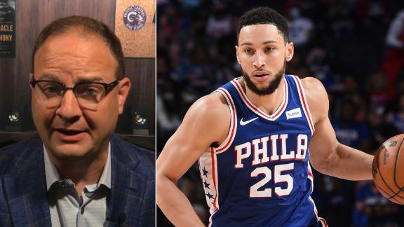 Is there hope that Ben Simmons and 76ers can repair relationship?