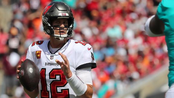 Are the Bucs asking too much of Tom Brady?