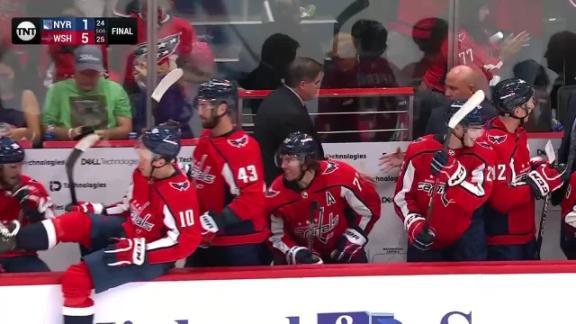 New York Rangers vs. Washington Capitals: Full Highlights