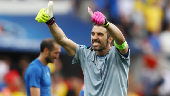 Buffon wants to continue for two more years