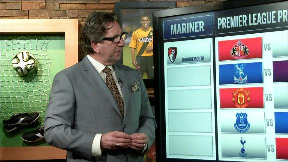 Premier League Predictor: Spurs or Arsenal? - ESPN Video - ESPN