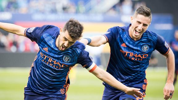 Earthquakes earn first playoff berth since 2012; Portland ...