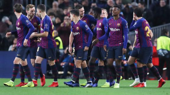 The Ousmane Dembele Show continues at Barcelona but the team back their young talent
