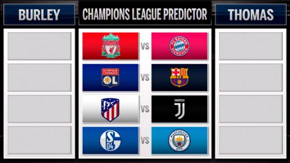 Champions League Predictor: Who prevails in Liverpool-Bayern?