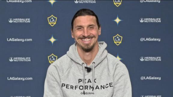 Ibrahimovic: I'll break records I don't even know about