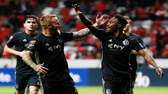 Why Sporting KC are MLS's best chance to win CCL