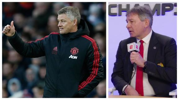 Bryan Robson: Give Ole the job in next two weeks