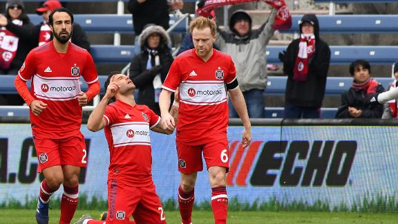 Fire's dominance rewarded with own-goal winner