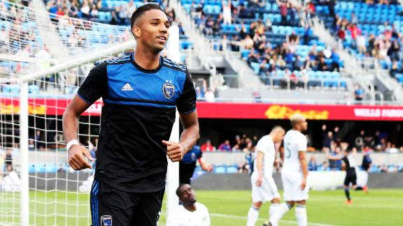 San Jose stop the rot with win against Portland