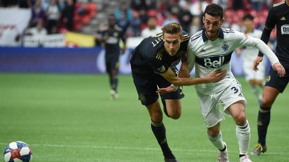 Whitecaps held at home by Union