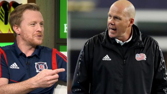 McCarty: Freidel 'crazy' to say there is no pressure in MLS