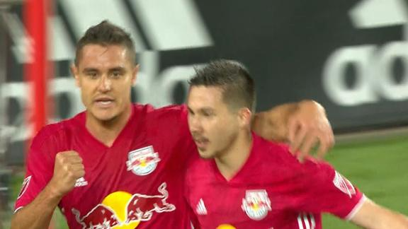 Long's header puts the Red Bulls in front