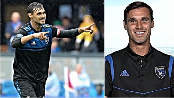 EXCLUSIVE: Wondolowski talks MLS goals record on ESPN FC