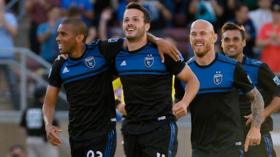 Vako the difference as San Jose triumph in Cali Clasico