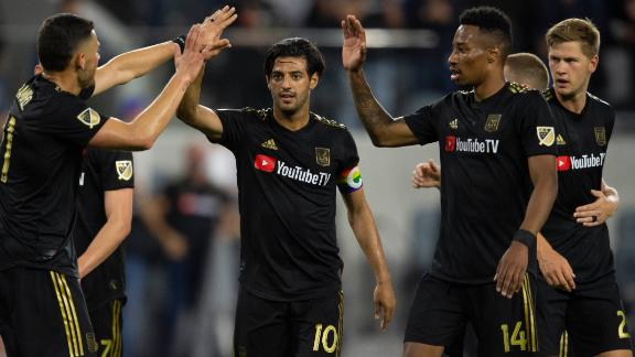 How LAFC have become runaway favorites in MLS
