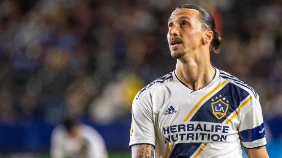 Zlatan walks the walk, has the ego to back it up