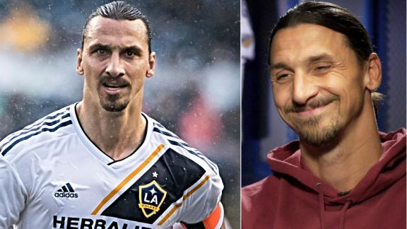 Ibrahimovic: 'MLS's best player' is Zlatan