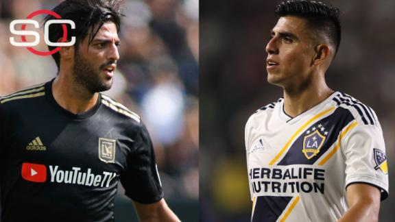 Corona outlines keys to stopping Carlos Vela