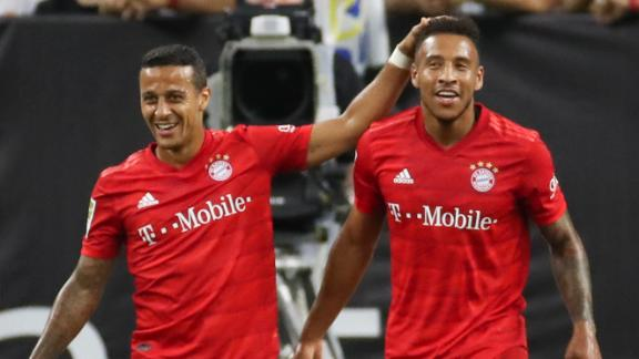 Bayern Munich power past Real Madrid in Houston