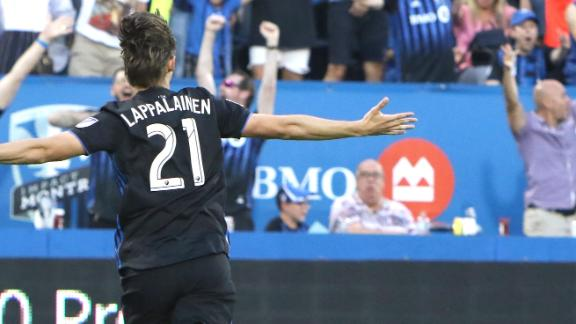 Impact overwhelm Union in Lappalainen's incredible debut