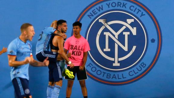 Castellanos's late heroics lifts NYCFC past Dynamo