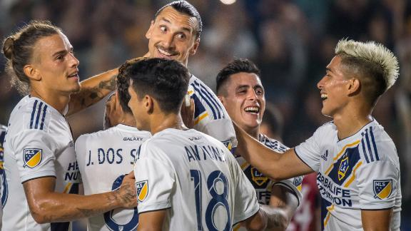 Zlatan 'not wrong' by saying Pavon is too good for MLS