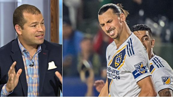 Moreno: MLS has to live with Zlatan's criticism