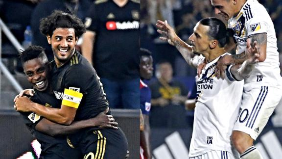 The 5 most anticipated matchups of MLS Rivalry Week