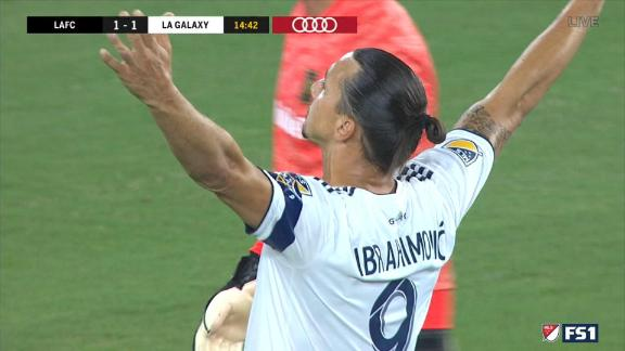Zlatan and Pavon score 69 seconds apart