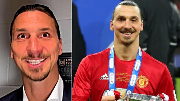 Zlatan: If Man United need me, I'm here