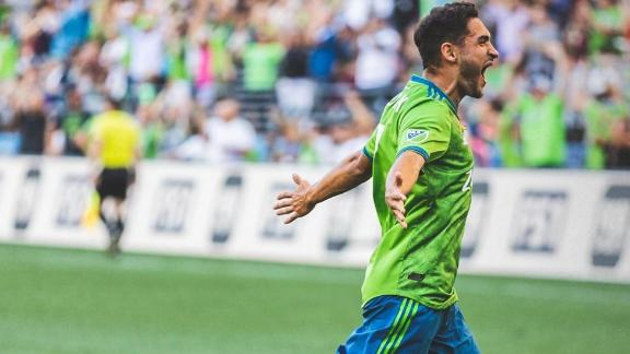 Sounders outlast Galaxy in 7-goal thriller