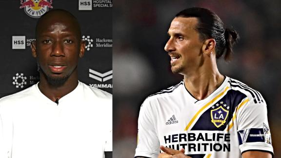 Wright-Phillips: Zlatan makes some 'valid points' about MLS